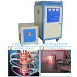 Macchina di induzione portatile ad alta frequenza per il trattamento termico dell'asta cilindrica