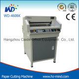 Wd-4606k 460mm de Scherpe Machine van het Document
