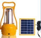 35のLEDの緊急時のハリケーンの運転休止をハイキングするための再充電可能な太陽キャンプのランタンの非常灯のテントライトの携帯用防水キャンプライト