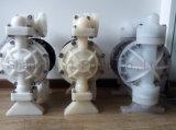 최저 습기 Basorption 플라스틱 산성 압축 공기를 넣은 격막 펌프
