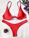 ساحر بسيطة سباحة لباس سيدة [بوش] فوق تغطيس بيكيني [سويمسويت]