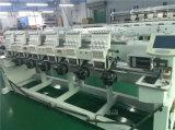 Wonyo 6 geht 12 Nadeln computergesteuerten Stickerei-Maschinen-Preis in China voran