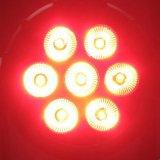 PARITÀ dell'interno di PAR56 7X10W 4in1 LED per illuminazione della fase