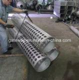 Tubulação soldada do aço inoxidável com Wp003