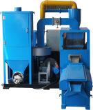 Granulador y separador automáticos del cable del desecho