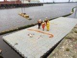 Pontoni di plastica del bacino galleggiante dell'HDPE da vendere