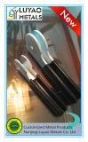 プラスチック・コーティングが付いている鋼鉄ハンドル