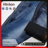 High Stretch Twill Denim Jeans Tissu pour femme Jeans