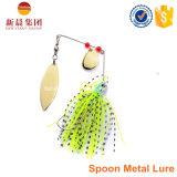 Metal Spinner Bait Fishing Lure