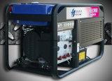 ガソリン発電機、反動または電気開始、1500W-8500W