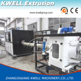 Ligne d'extrusion / machine de production de PVC / UPVC Plastic Water Pipe Extrusion