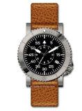 Alto reloj automático impermeable de gama alta Titanium de los hombres del deporte