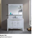 Fußboden - eingehangene Badezimmer-gesundheitliche Ware-Eitelkeit