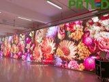 Visualizzazione dinamica di alta risoluzione del soffitto del video LED di colore completo con il pixel 3.91 millimetri, 4.81 millimetri, 5.95 millimetri