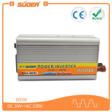 CC dell'invertitore 24V dell'onda di seno di Suoer 220V all'invertitore di energia solare di CA 800W (SDA-800B)