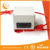 Rilievo di riscaldamento del pavimento 220V, riscaldatore della gomma di silicone