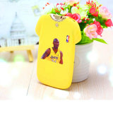 NBA Laker Kobe T-Shirt Cartoon Power Bank 3000mAh