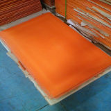 Papier phénolique noir / orange-rouge OEM disponible en stock
