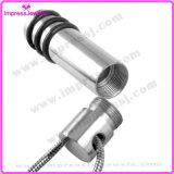 Zylinder verascht Edelstahl-Verbrennung-hängende Halsketten-Form-Schmucksachen des Andenken-Halter-316L (IJD8067)