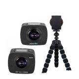 360 Grad verdoppeln Objektiv Elephone Panoview Kamera
