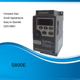 Inversor ligero aprobado de la frecuencia del bajo costo VFD VSD del Ce
