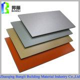 Material de alumínio composto Painel de teto de plástico para decoração
