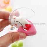 Animal Design PVC Rubber Kids Ceinture à dents titulaire (TBH002)
