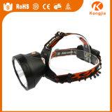 튼튼한 초점 빛 밤 어업을%s 장거리 LED 큰 Headlamp