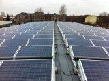 panneau solaire polycristallin de cellules de 265W picovolte avec du ce