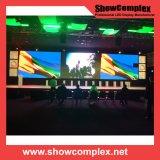 P3.9 HD video farbenreiche Innen-LED Bildschirm-Mietbildschirmanzeige