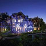 Ce&RoHS a délivré un certificat IP44 la lumière chaude de projection de la vente DEL pour décoration extérieure/d'intérieur/vacances/Noël