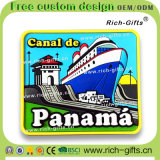 Dekoration kundenspezifische fördernde Geschenk-permanente Kühlraum-Magnet-Andenken Panama (RC- PA)