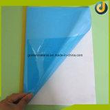 Tampas do emperramento da folha do PVC da alta qualidade de Hotsale para cadernos