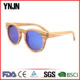 自然ロゴの方法木製のサングラス無し(YJ-MB480)