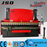 고품질에서 Jsd We67k-100t*4000 금속 접히는 기계
