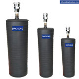 Einstecken der Heizschläuche für Rohrleitung-Pflege