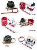 Capillary термостат для подогревателя воды, моющего машинаы и оборудования жары