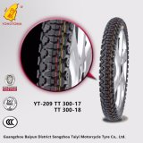 High Rubber Content Mountbike Tire para Venda Yt209b 300-17
