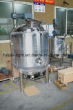 Goede Kwaliteit Premix van de Sneeuwbrij van de Stroop van het Roestvrij staal van 3000 Liter Tanks
