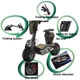 電気土のバイク