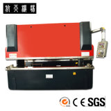 Frein WC67K-125T/2500 de presse hydraulique de commande numérique par ordinateur de la CE