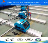 Máquina de estaca portátil do plasma do CNC/tipo econômico máquina de estaca