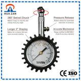 Mesure analogique de pression atmosphérique d'utilisation de véhicule de pneu de pression de constructeur multi d'indicateur