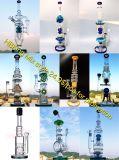 Preiswertester neuer Entwurfs-Recycler-bunte Wasser-Pfeife-Gefäße für Tabak