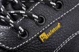 PU/PU de dubbele Schoenen van de Veiligheid van de Dichtheid met de Teen van het Staal voor Mensen m-8305