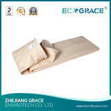 Nomex del bolso de filtro de bolsillo para la purificación de gas