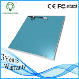 Square Ceiling Flat Mounted Brightness 40W LED Panel 600X600