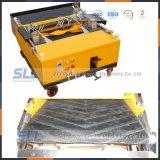 Cemento automático de la pared que enyesa la máquina de la perorata de la máquina para la venta