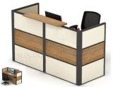 Moderner Schönheits-Salon-weißer Empfang-Schreibtisch-Büro-Kostenzähler-Tisch (SZ-RTB003)