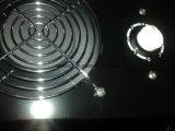 Handelsbildschirmanzeige-Schaukasten der aufrechten einzelnen Glastür-165L